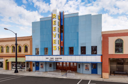 Historic Reeves Theater